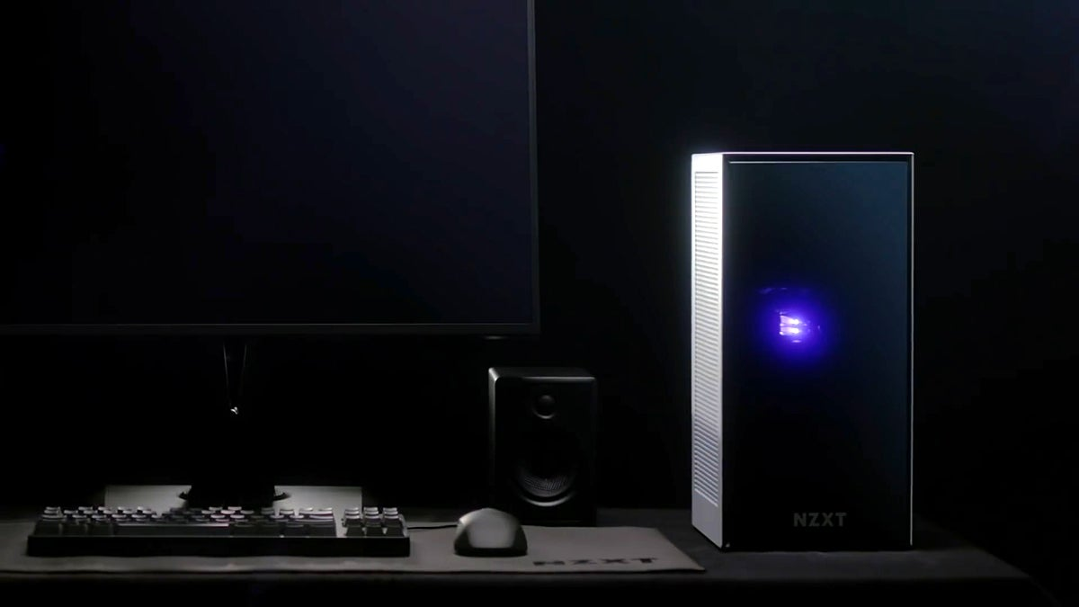 NZXT's New Mini Case Makes A Fine Little Gaming PC