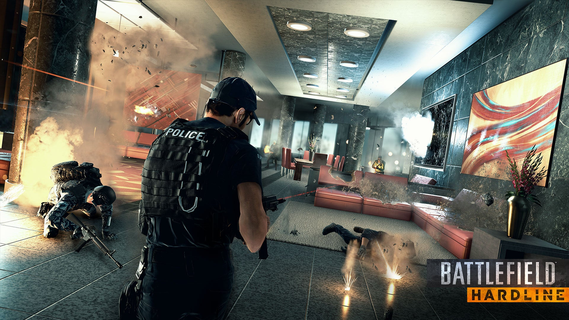 Battlefield: Hardline Delayed To 2015