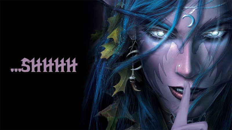 World of Warcraft is Adding a 'Silence Penalty'