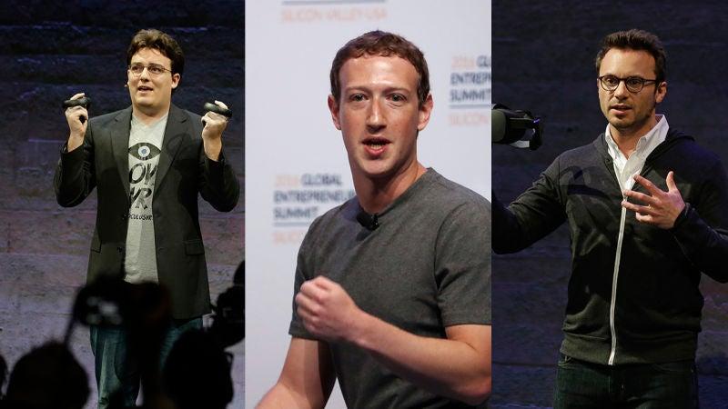 ZeniMax Awarded Half Billion In Oculus VR Lawsuit Against Facebook