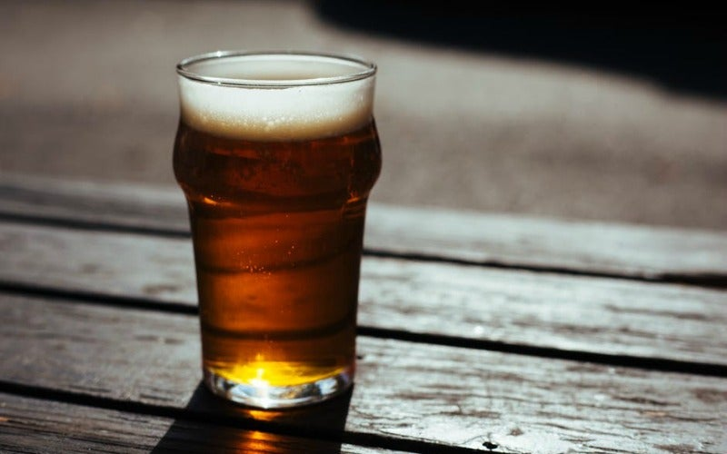Pour A Foamier Beer To Minimise Stomach Bloat
