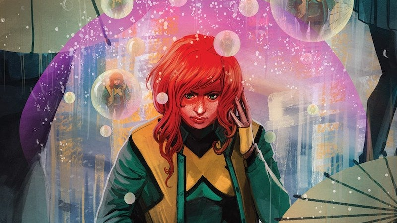 The New Jean Grey Comic Wants To Show She's More Than Just An X-Man, Love Interest Or Phoenix Host