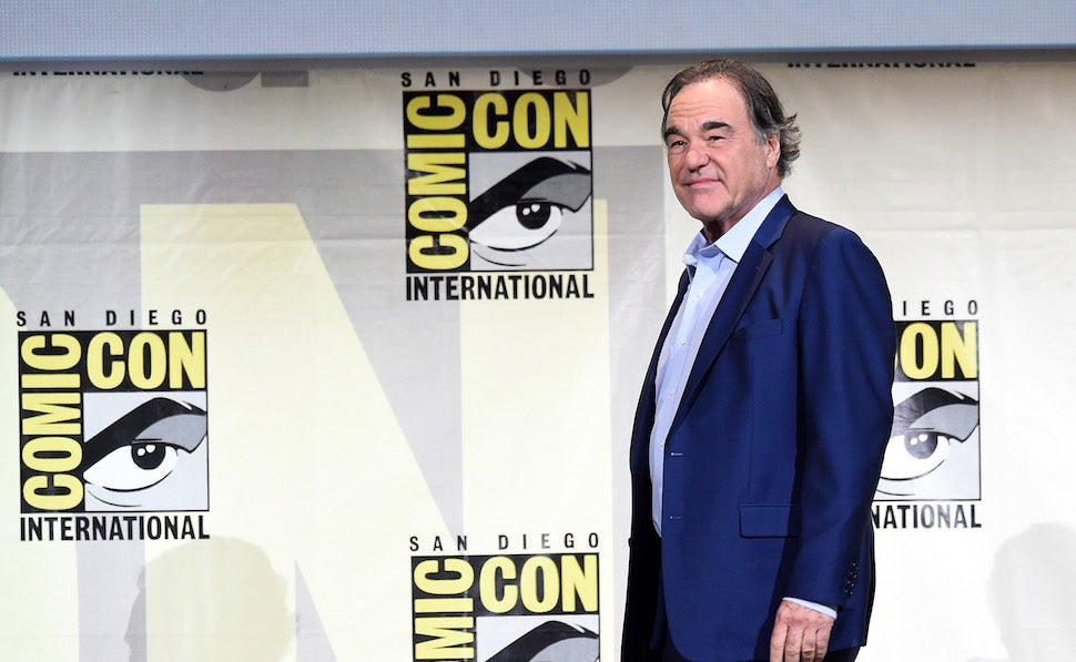 Oliver Stone warns of Pokemon Go 'totalitarianism'