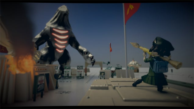 The Tomorrow Children: Beautiful. Confusing... Controversial?