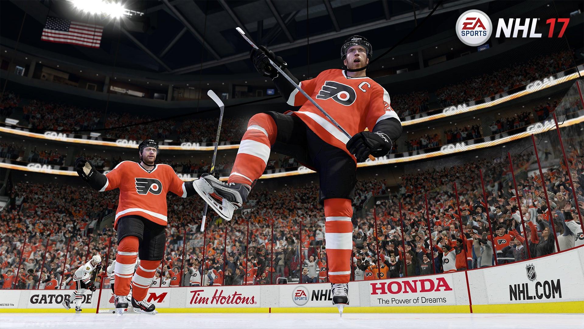 NHL 17 Now Playable On EA Access, Feels A Lot Like NHL 16