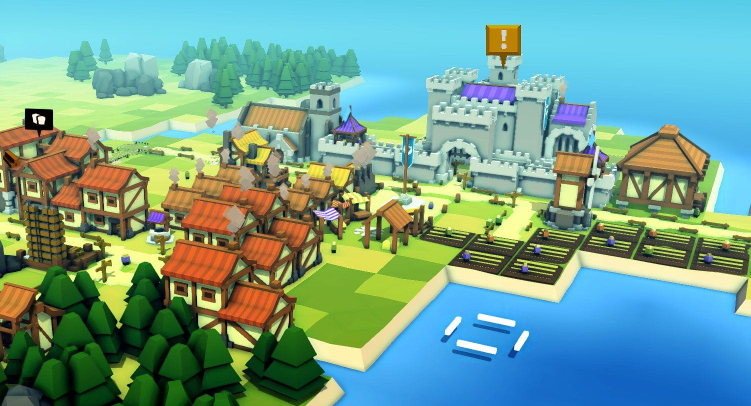 Country Builder Games