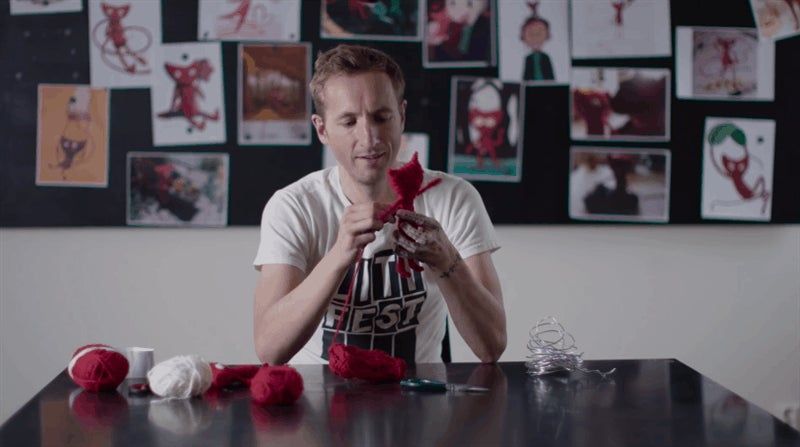 Unravel Dev Shows Us How To Make Our Own Little Yarn Friend