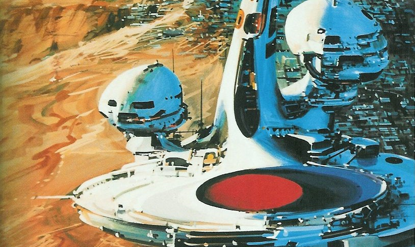Is The 'Fix-Up' The Best Kind Of Science Fiction Novel There Is?