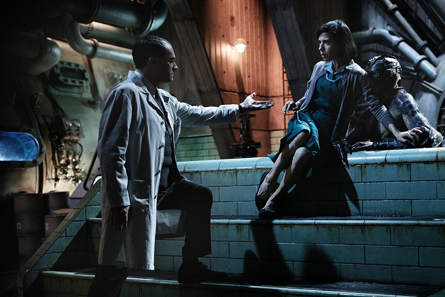 Guillermo Del Toro's 'The Shape Of Water' Is A Beautiful Love Story Where The Story Doesn't Matter