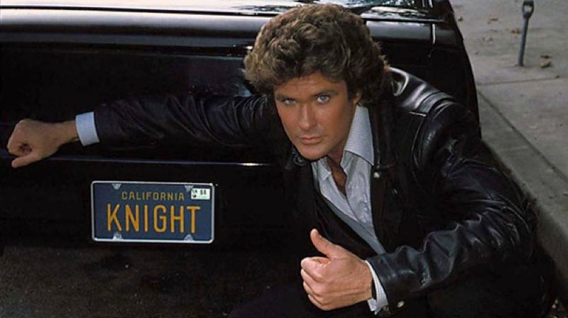 Knight Rider's Getting A'Digital Reboot' FromFast And Furious Director