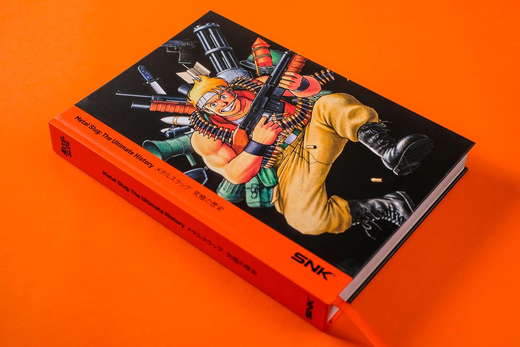Metal Slug: The Ultimate History Is A Very Impressive Book