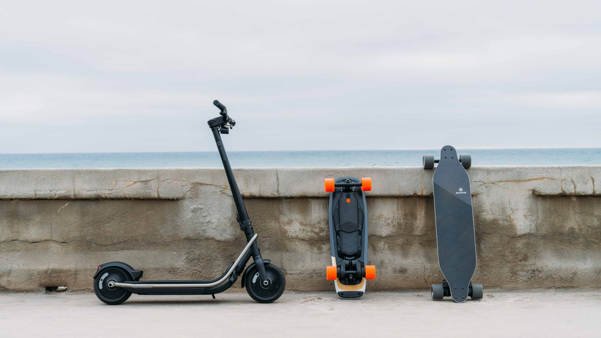 Boosted Announces Brand New Way To Break Your Body