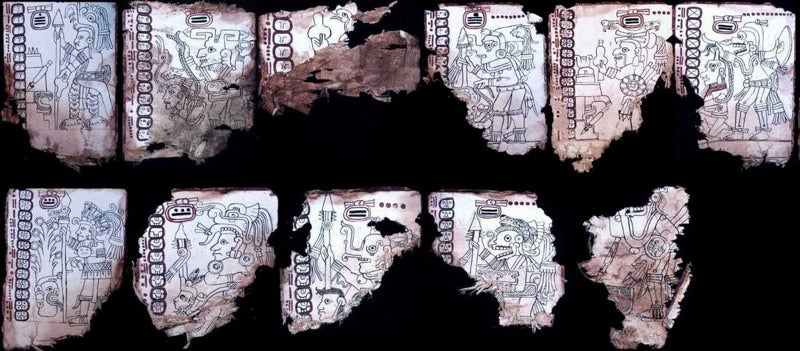 Controversial Maya Codex Is The Real Deal After All