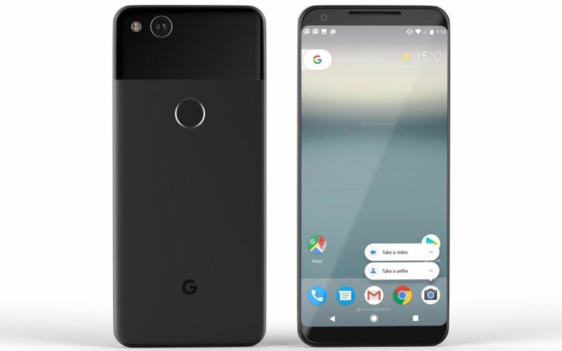 All The Google Pixel 2 Rumours You Need To Know About