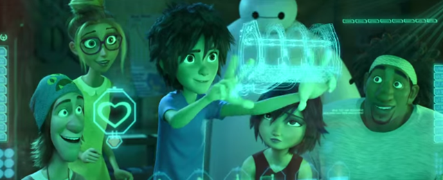 Big Hero 6 Review: An Underdog Adventure Where Robots Have Hearts Too