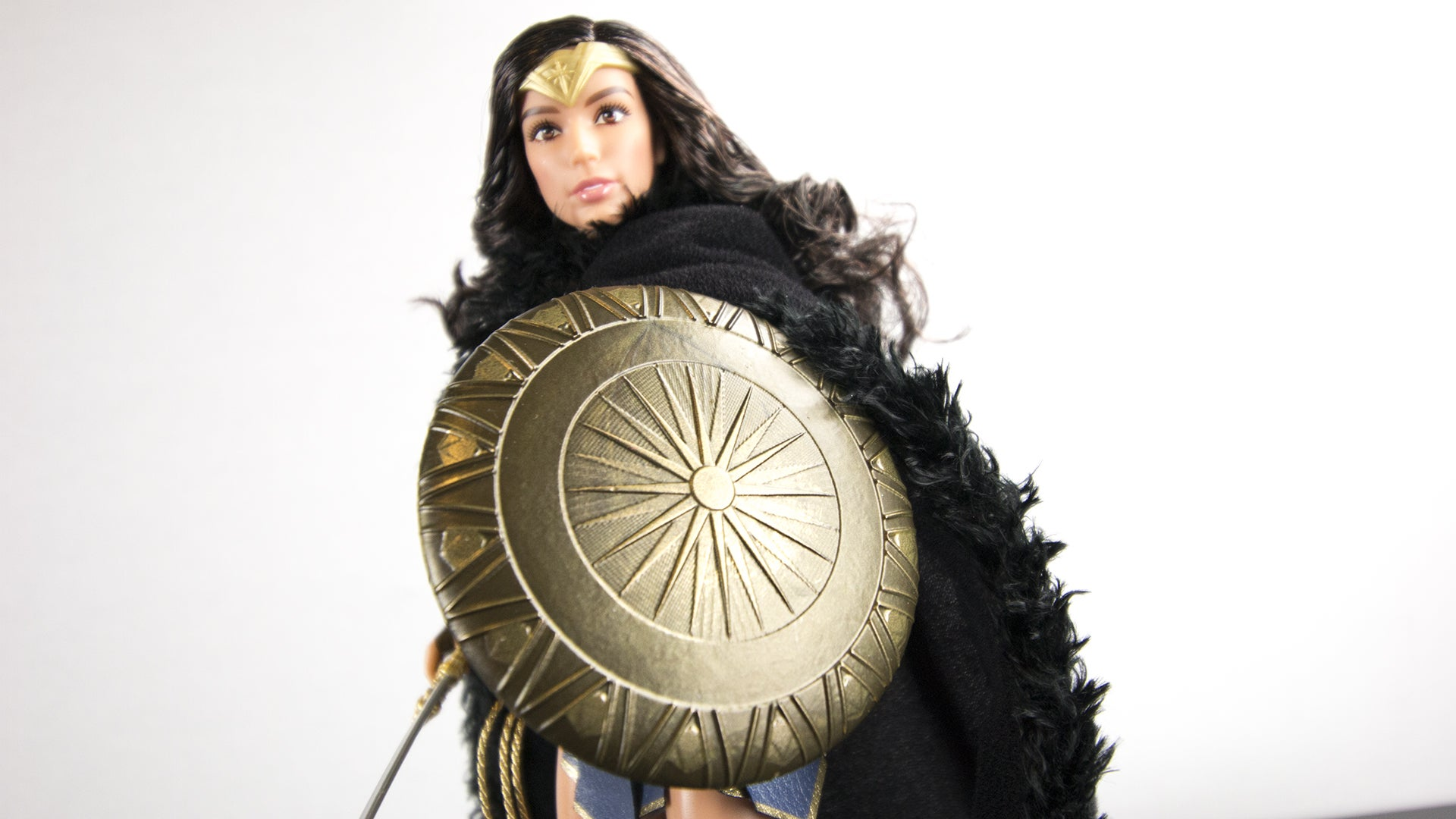 Doll review 2017 black label queen hippolyta doll face three - The Black Label Wonder Woman Barbie Collection Dolls Are Available Now In Stores Or At The Barbie Collection Website Where All Three Are Bundled Together