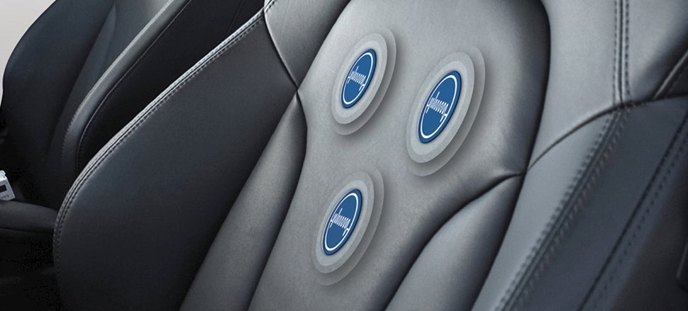 Heart Rate Monitoring Car Seats Keep You From Drifting Off