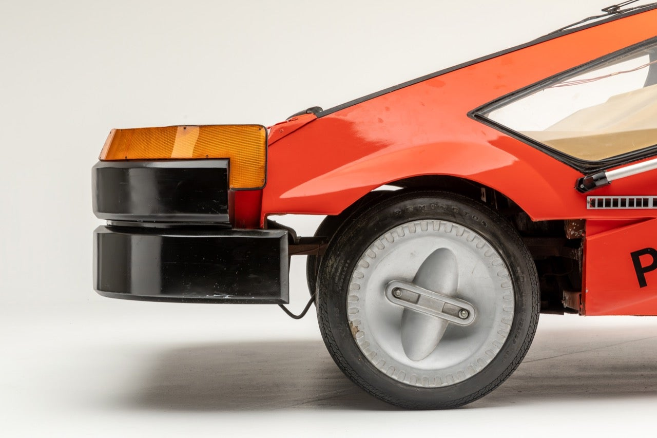 Photo: Petersen Automotive Museum