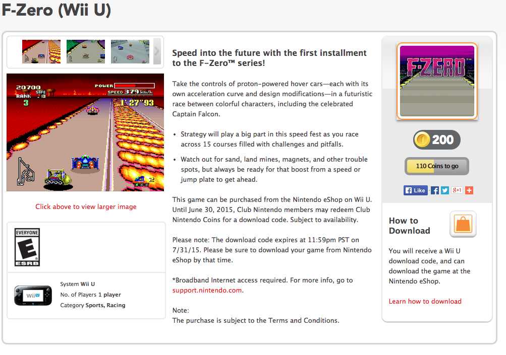 Earthbound Has Somehow 'Sold Out' On Club Nintendo