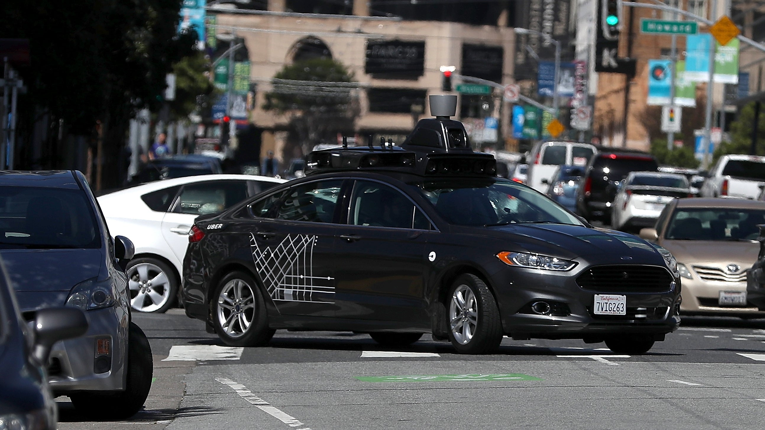Senate Panel Approves Legislation That Would Put A Hell Of A Lot More Self-Driving Cars On US Roads
