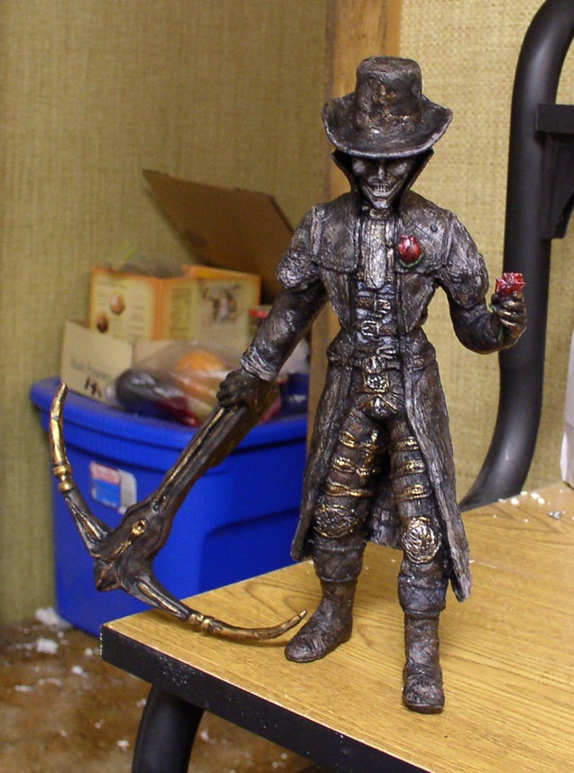Dark Souls Characters Turned Into Amazing Statues