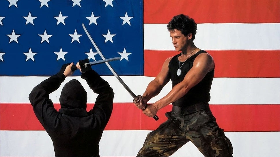 10 White People Who Inexplicably Became Ninjas
