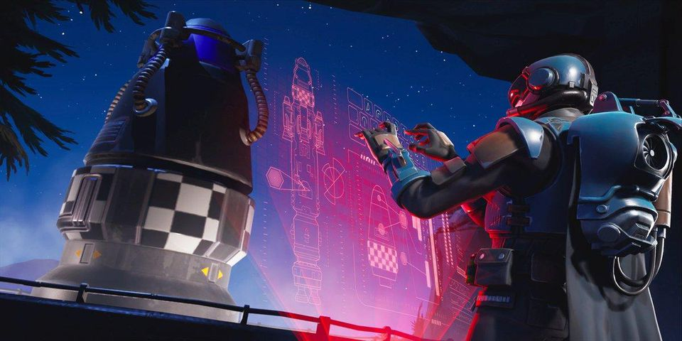 Fan Calculations About Fortnite's Big Missile Event Were Off By A Day