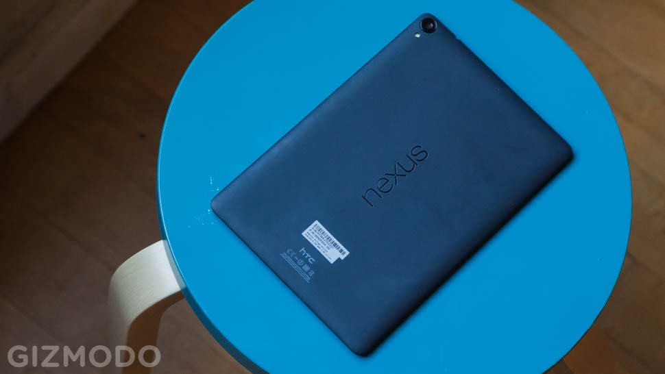 Nexus 9 Review: Google's Flagship Tablet Is Nothing Special