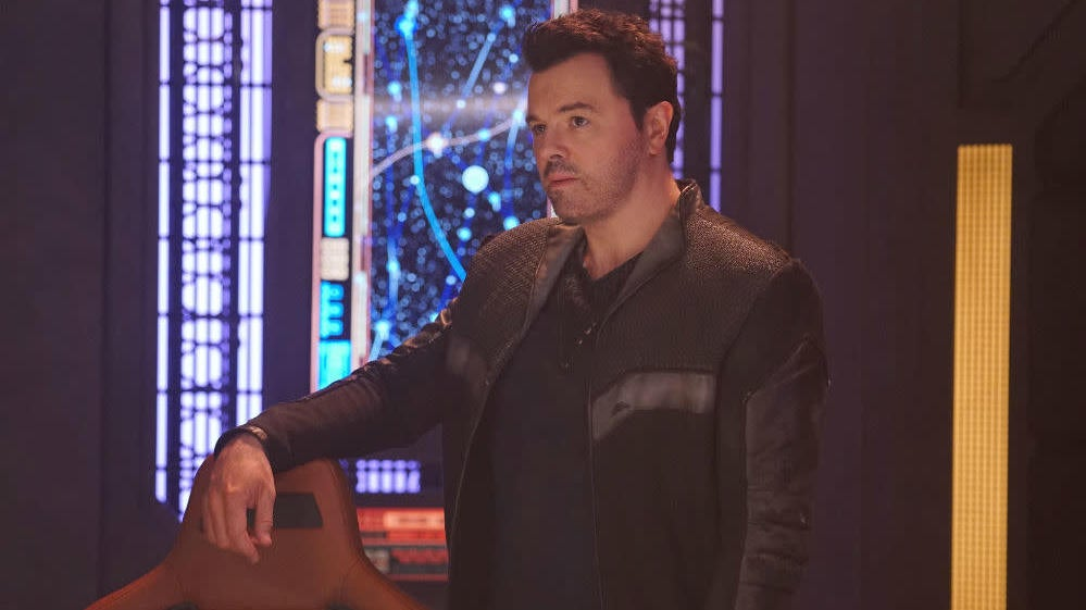 The Orville Wraps Up A Strong Second Season With Its Most Ambitious Episode Yet