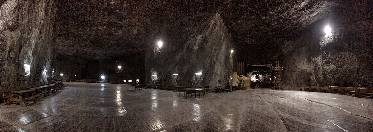 These Incredible Salt Mines Are Like Another World Beneath Our Feet