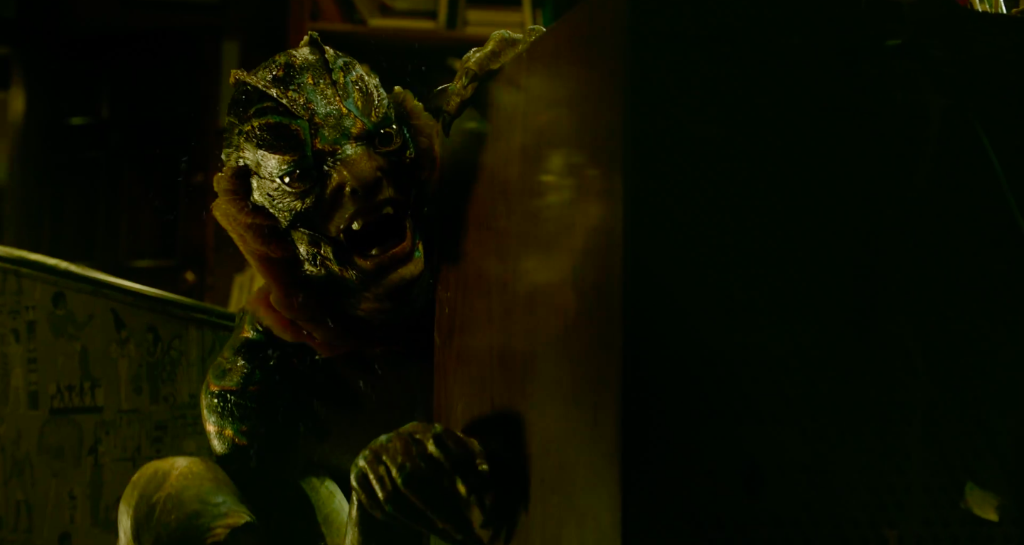 The Shape Of Water's Latest Trailer Offers Our Best Look At Guillermo Del Toro's Newest Monster