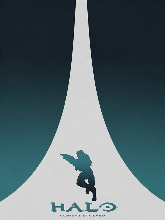 Thirteen Years Of Halo Nostalgia In Six Perfect Posters