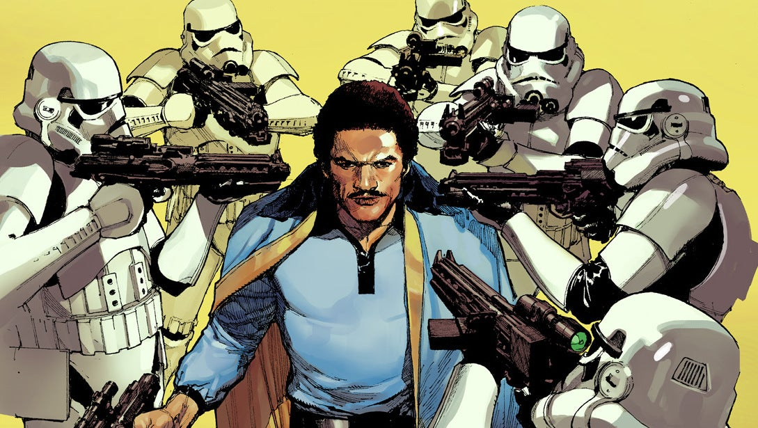 'The Coolest Man In The Galaxy' Is Getting His Own Comic Book