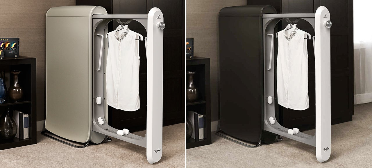 A Home Dry Cleaner That Refreshes Your Clothes in Just Ten Minutes