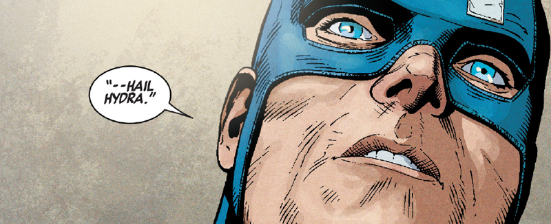 Captain America Is No Longer A Supervillain, He's A Monster