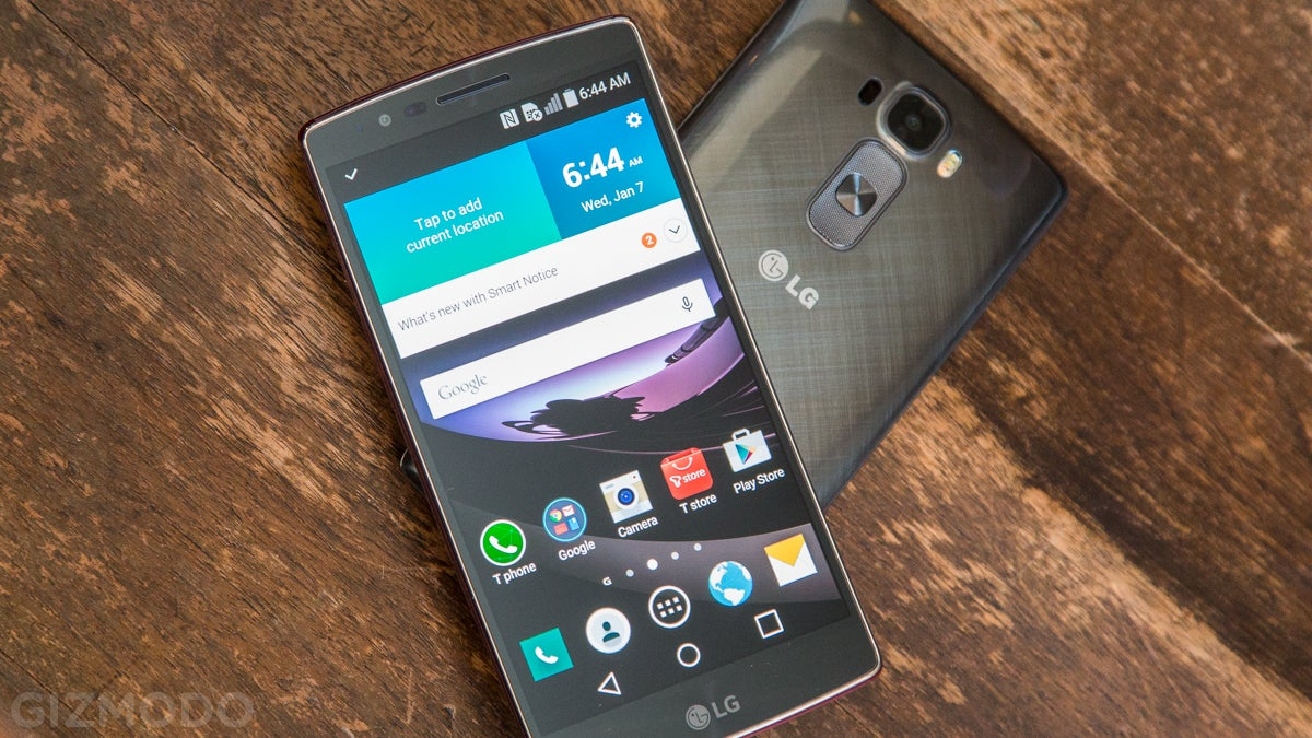 LG G Flex 2: The Curved Smartphone That Made Me a Believer
