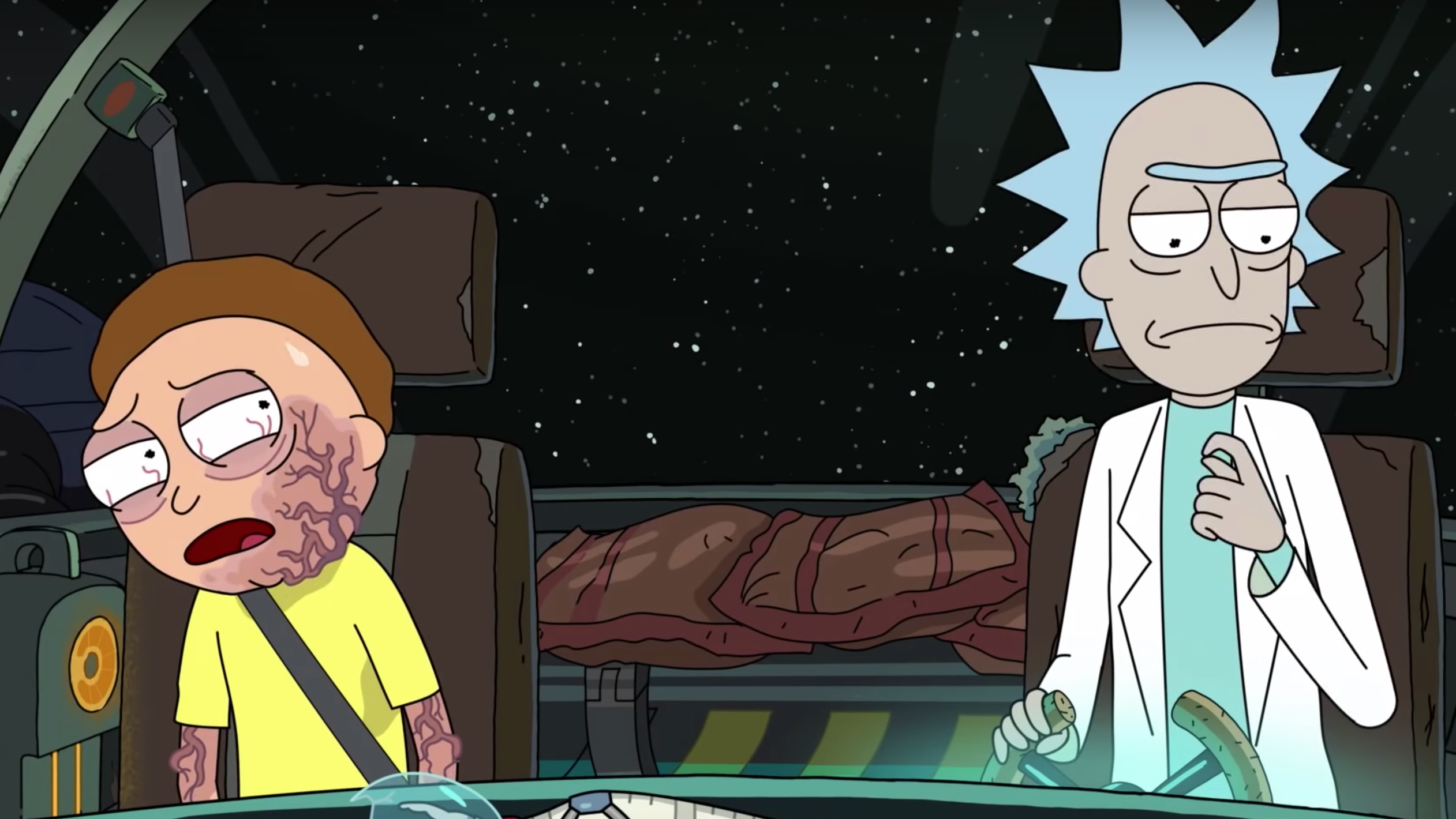 Rick And Morty's Season 4 Trailer Teases More Chaos And Fewer Episodes