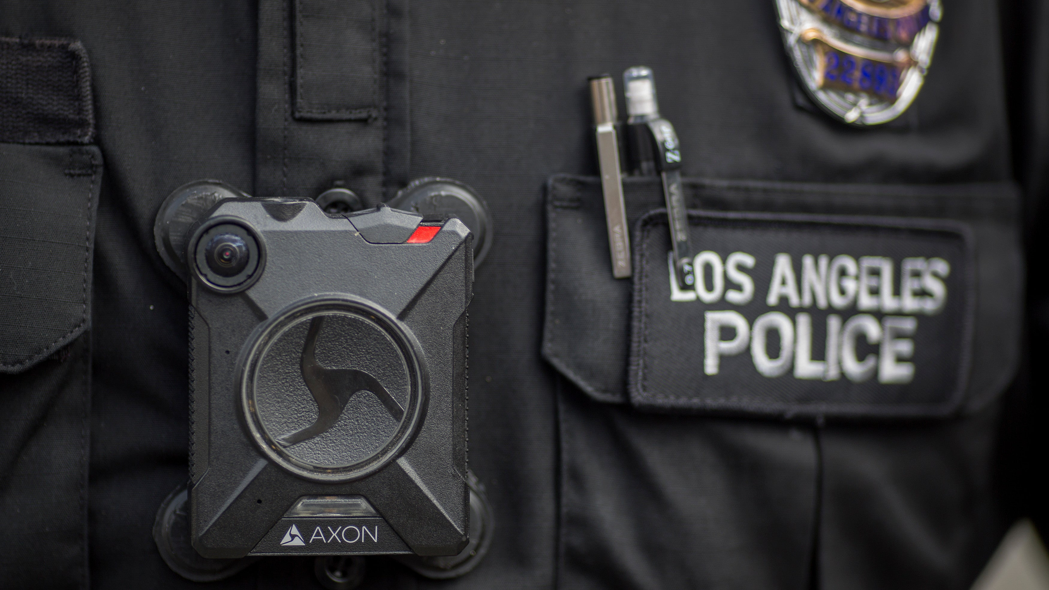 California Law Officially Bans Facial Recognition In Police Body Cams