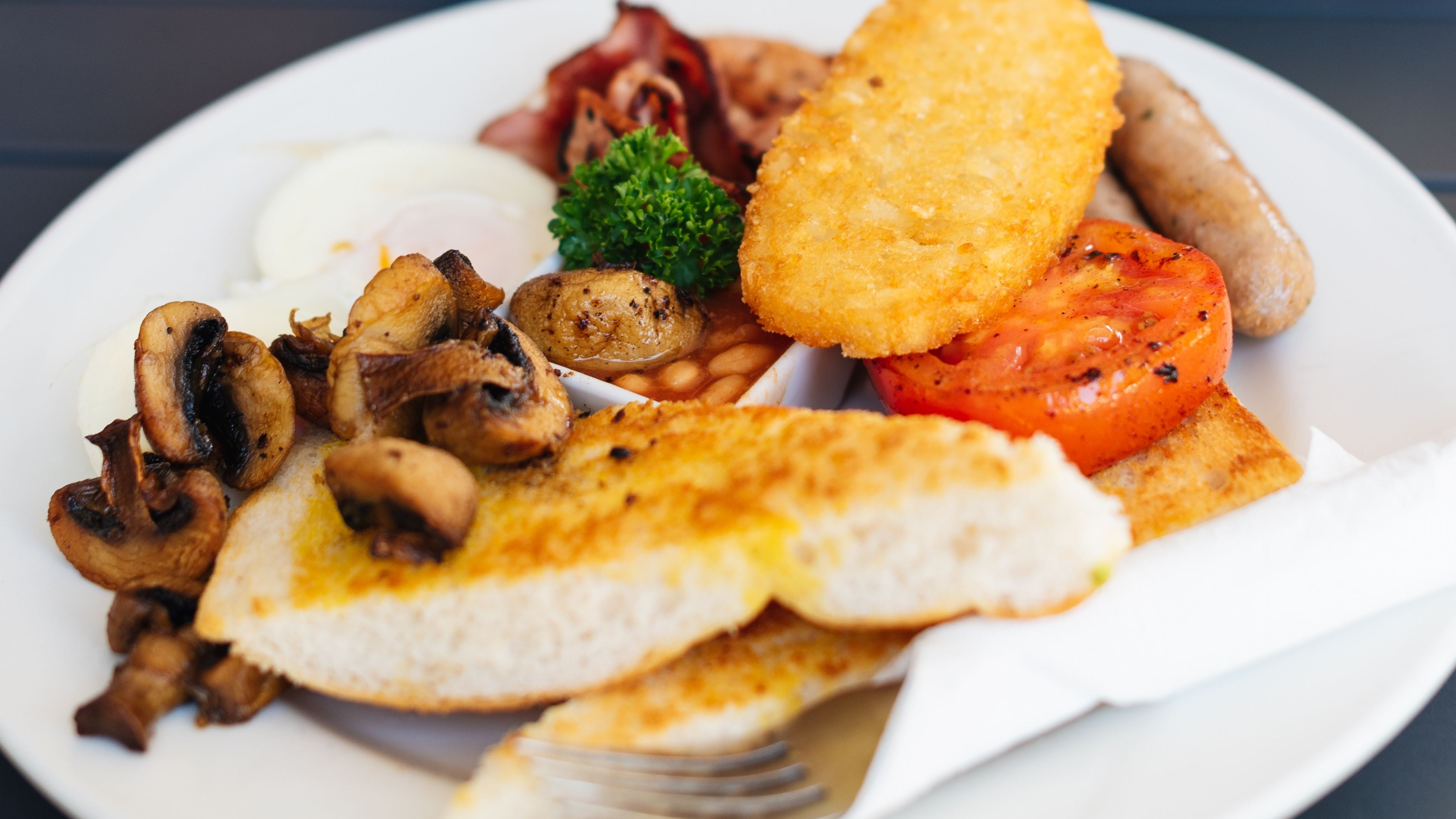 How To Quickly Make A 'Full English' Breakfast
