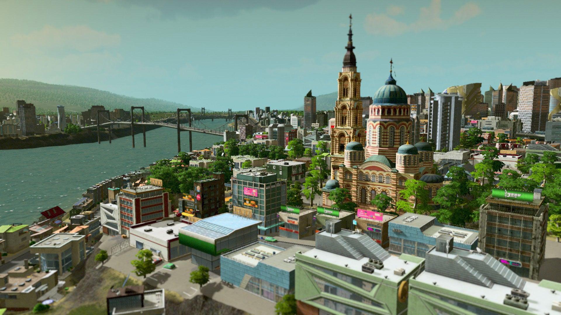 Cities Skylines Best Unique Building Mod