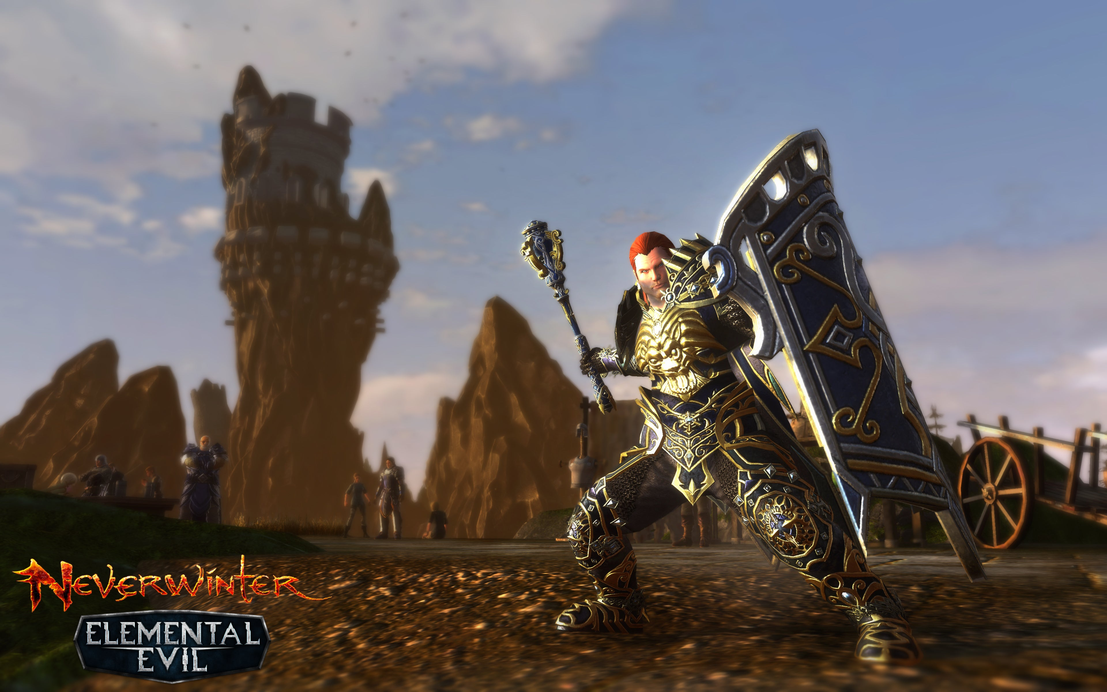 Dungeons & Dragons Brings Fresh Elemental Evil To MMO And Tabletop
