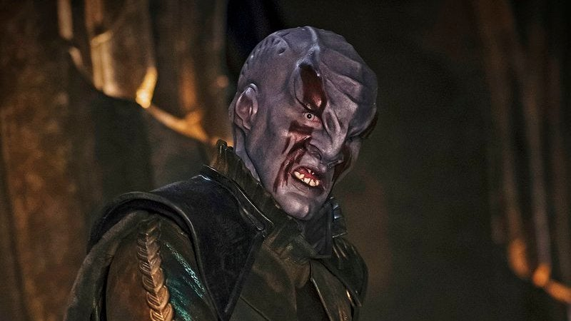 Klingon Head Ridges Will Finally Be Explained On Star Trek: Discovery, With Science