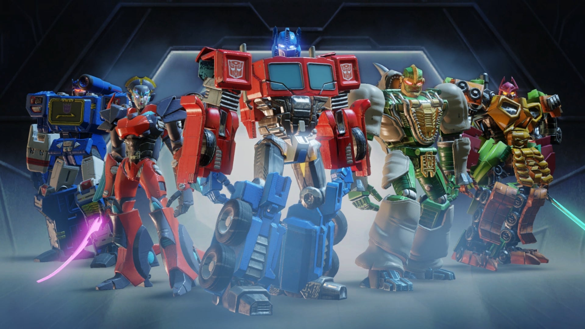 Can You Name All The Robots In This Transformers: Forged ...