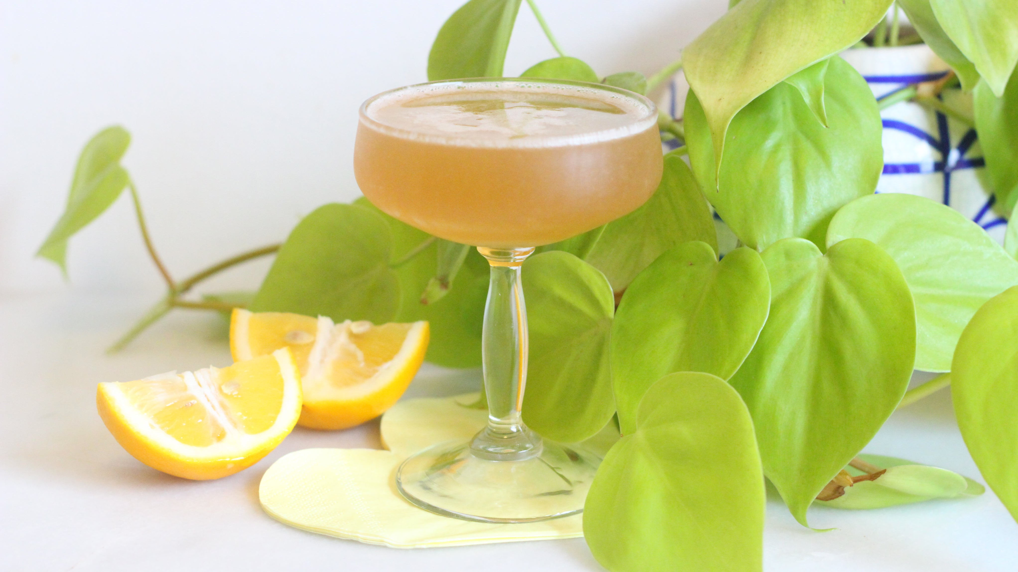 Inject Some Sunshine Into Your Weekend With This Sunny Rum Drink