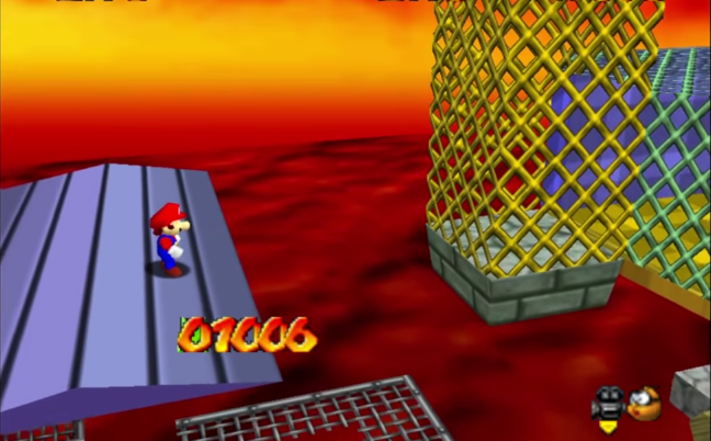 The Mario 64 Trick That Takes Three Days To Complete