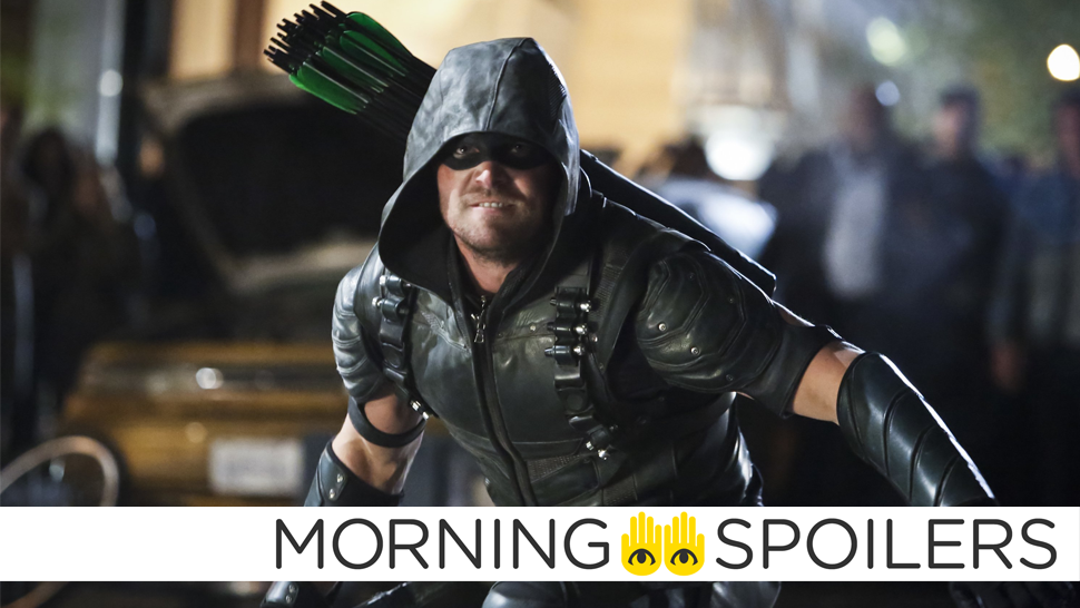 Has Arrow Lifted The Lid On Its Next Major Adversary?