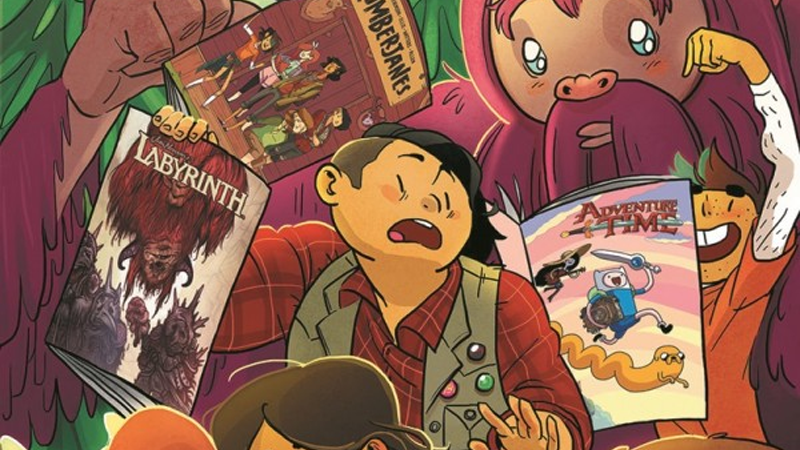 Free Comic Book Day Wants Publishers To Stop Offering Anthology Comics