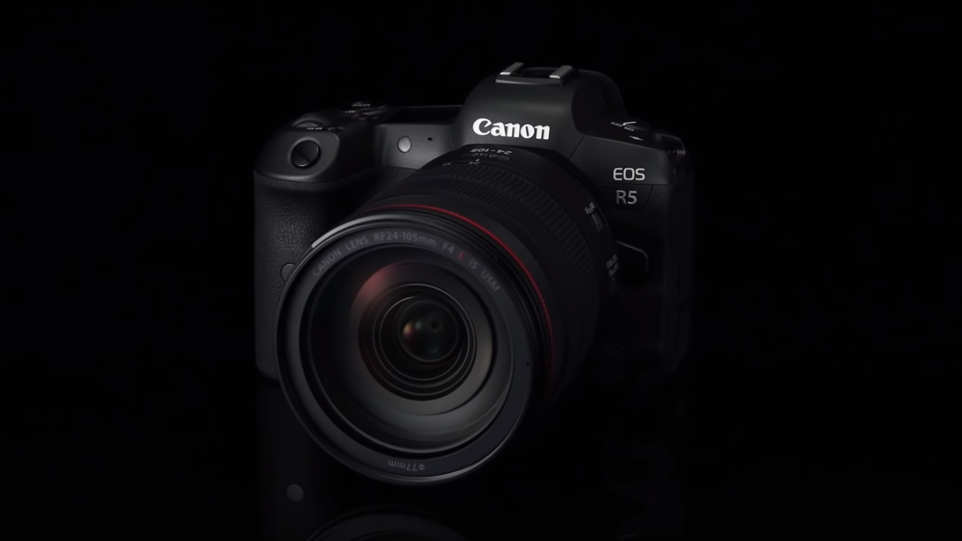 Canon's Next Fancy Full-Frame Mirrorless Cam Is The EOS R5
