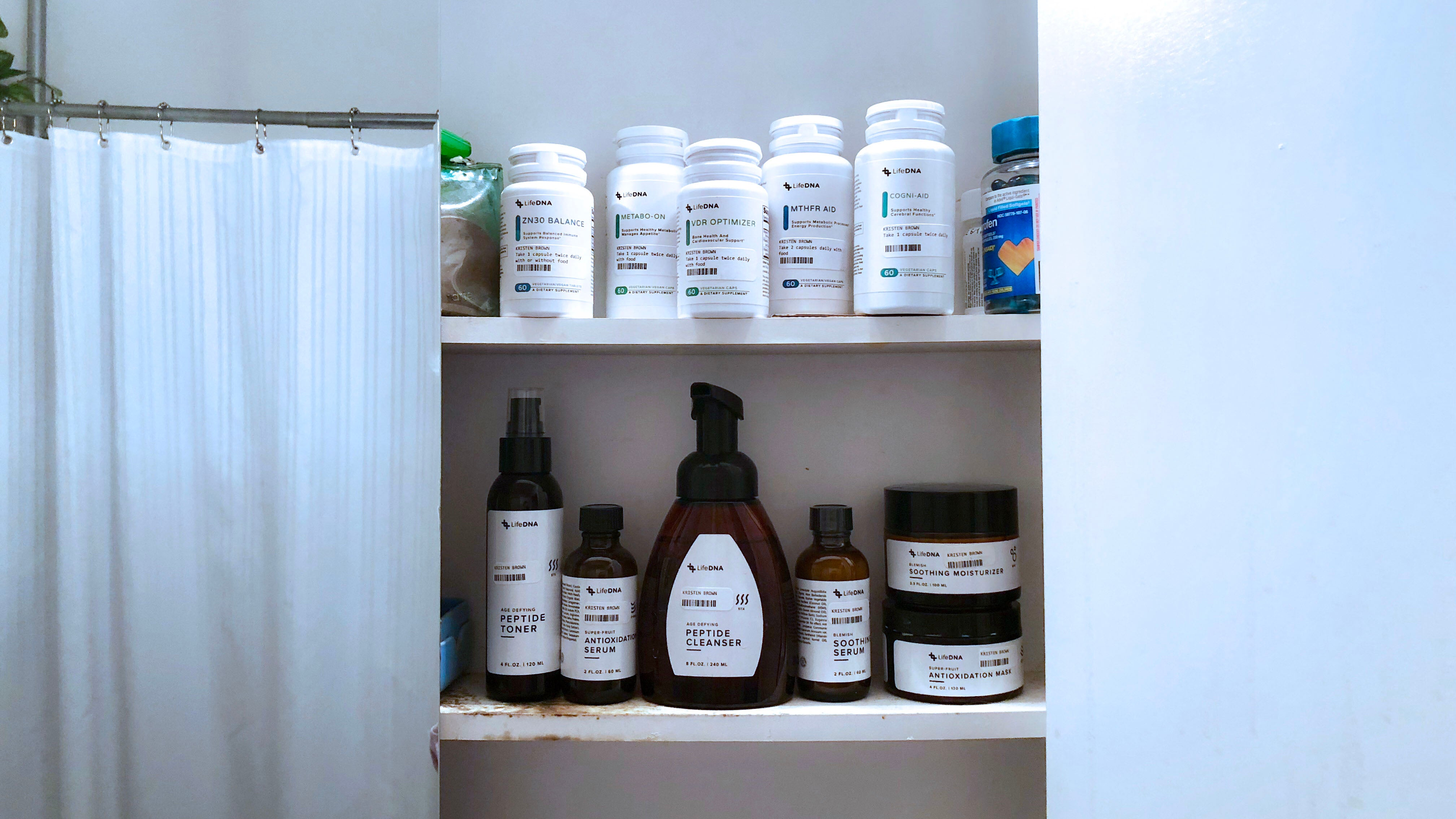 I Tried A DNA-Optimised Skincare Routine — And I Was Allergic To It