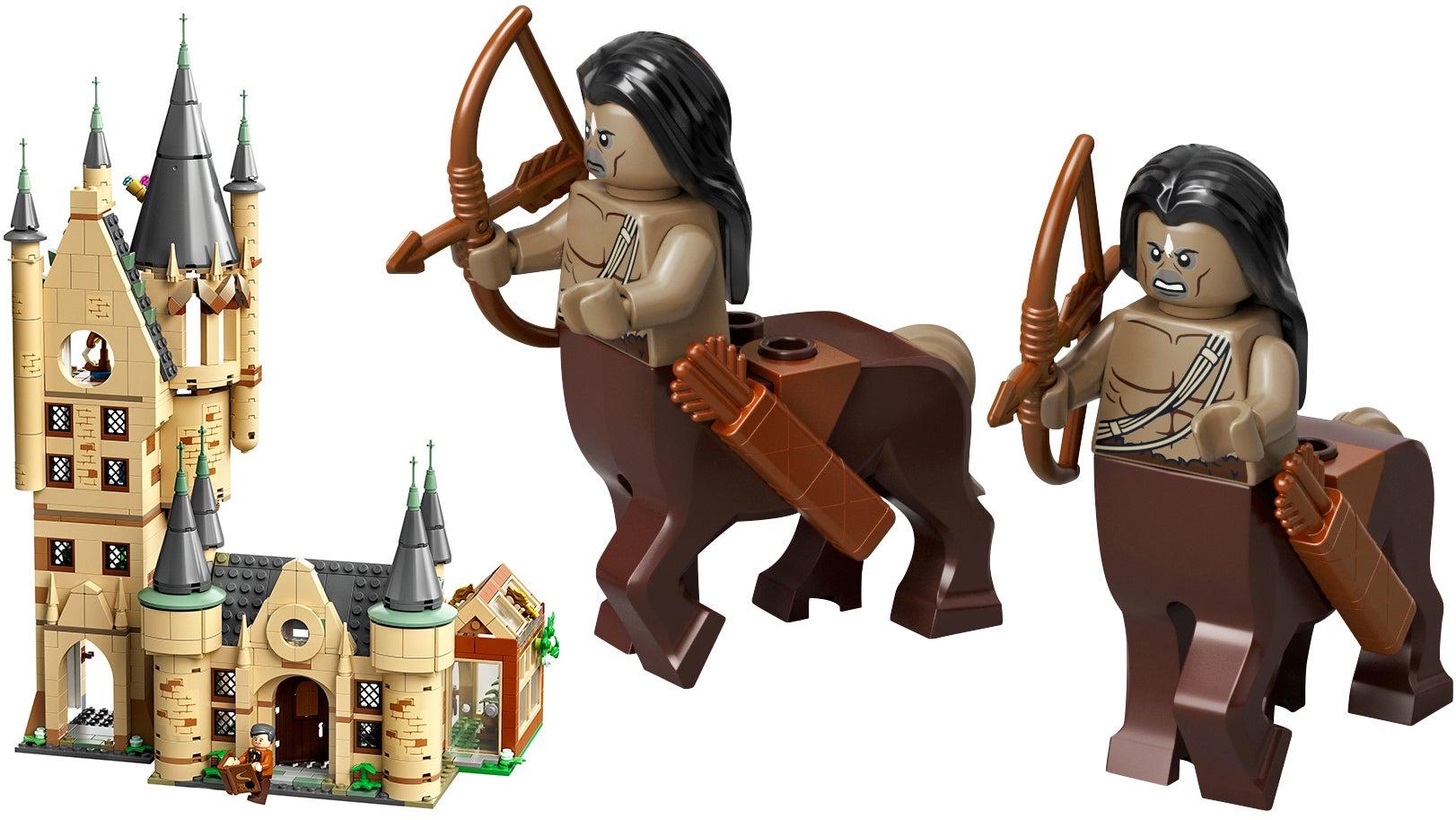 Lego's New Harry Potter Sets Finally Give The World Centaur Minifigures